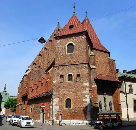 Kościół świętego Marka w Krakowie | St. Mark's Church in Kraków
