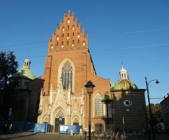kościół dominikanów w krakowie | Dominican church in Kraków