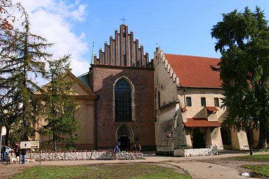 kościół franciszkanów w krakowie | Church of St. Francis of Assisi in Kraków
